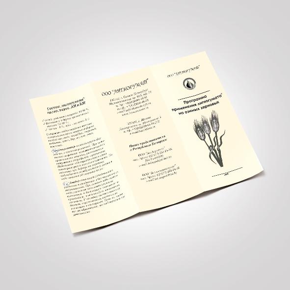 Виды печати листовок