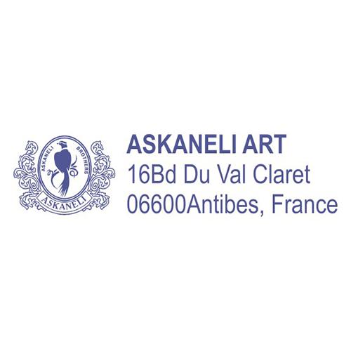 Печать организации ASKANELI ART