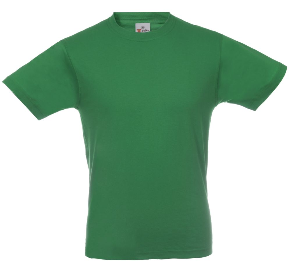 Футболка T-bolka, цвет зеленый