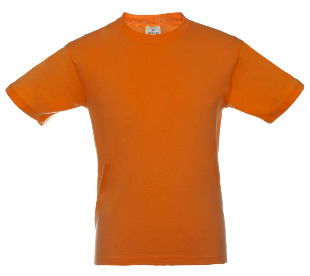 Футболка T-bolka, цвет оранжевый