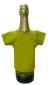 Мини-футболка на бутылку шампанского, оливковый