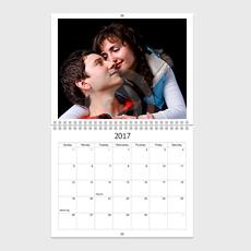 Календарь настенный перекидной 31×45 см