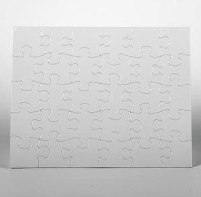 Пазл А4 / 240×190 картонный