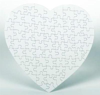 Пазл «Сердце»