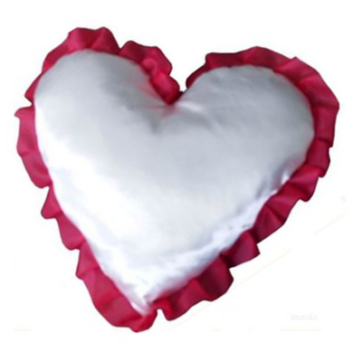 Подушка–сердце