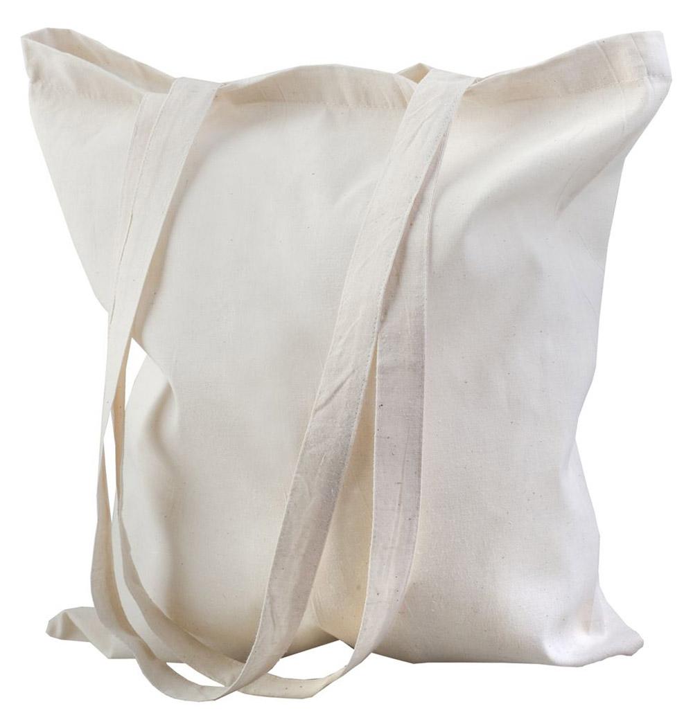 Печать на хлопковых сумках