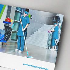 Рекламная полиграфия для сферы бытовых услуг