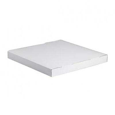 Подарочная коробка для тарелки, белая