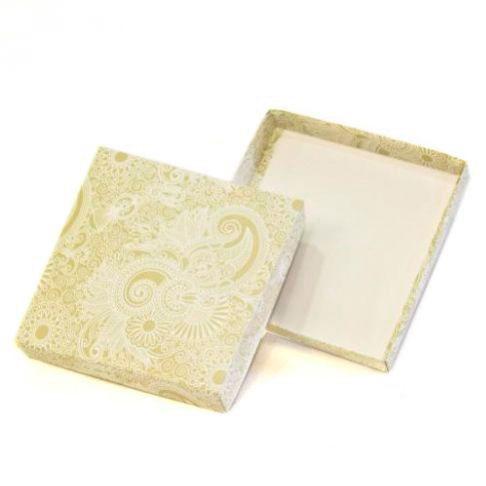 Подарочная коробка для тарелки, Узоры