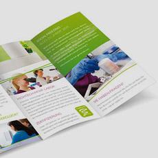 Рекламная полиграфия для больниц и медицинских центров