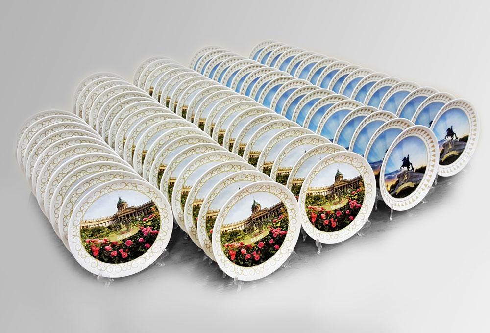 Памятные тарелки, сувенир