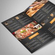 Рекламная полиграфия для ресторанов, баров и кафе