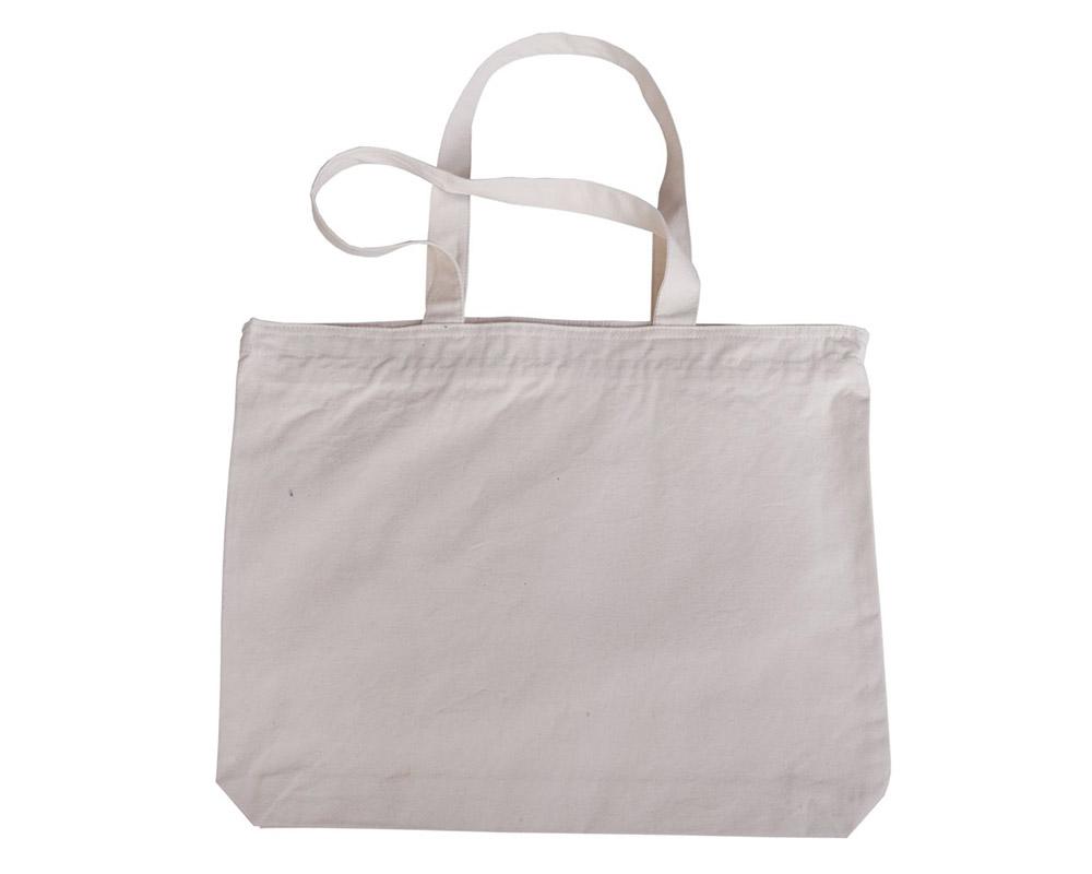 Большая холщовая сумка под печать